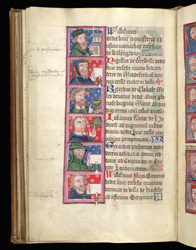 Laymen Donors, In Thomas Walsingham, Catalogue Of the Benefactors Of St. Albans Abbey